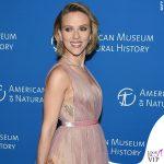 Scarlett Johansson abito J Mendel