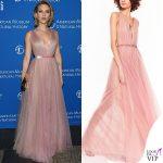 Scarlett Johansson abito J Mendel 2