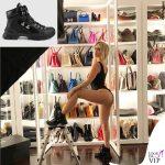 Wanda Nara sneakers Gucci 2