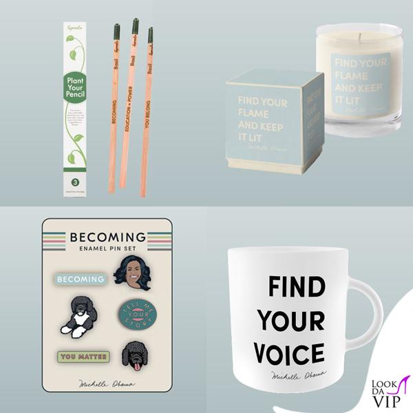merchandise Michelle Obama
