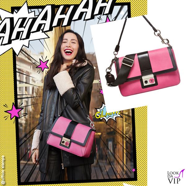 Aurora Ramazzotti testimonial DreamBox Bag Trussardi 1