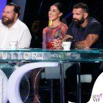Belen Rodriguez TSQV 5 puntata maglia gonna Gil Santucci