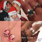 Che lusso gli anelli di Natale dei Ferragnez!
