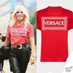 Donatella Versace tshirt Versace