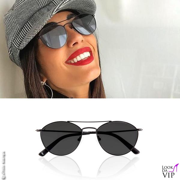 Federica Nargi occhiali Foreyever 2jpg