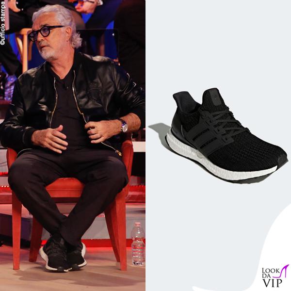 Flavio Briatore sneakers Adidas