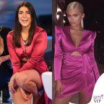 Giulia Salemi copia Kylie Jenner
