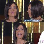 Ilary Blasi 9 puntata GfVip abito Cinzia Diddi stivali Casadei 2