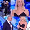 Ilary Blasi GF Vip 14 puntata top pantaloni Dsquared2 scarpe Le Silla