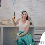 Karen Elson pubblicità Tiffany and Co 2