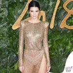 Kendall Jenner abito Julien Macdonald 2
