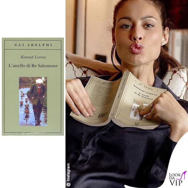 Marica Pellegrinelli libro L'anello di Re Salomone di Konrad Lorenz
