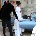 Meghan Markle abito Stella McCartney Royal Wedding