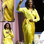 Michelle Obama outfit Balenciaga