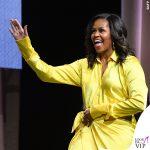 Michelle Obama outfit Balenciaga 8