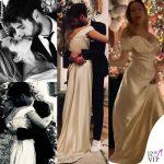 Miley Cyrus, una sposa in Vivienne Westwood