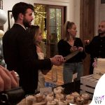 Miley Cyrus Liam Hemsworth matrmonio abito Vivienne Westwood sneakers Vans 8