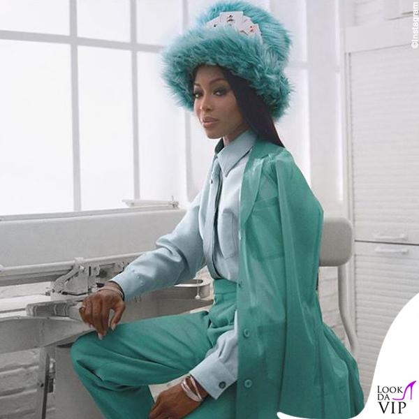 Naomi Campbell pubblicità Tiffany and Co