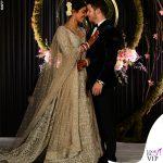 Priyanka Chopra abito Falguni Shane