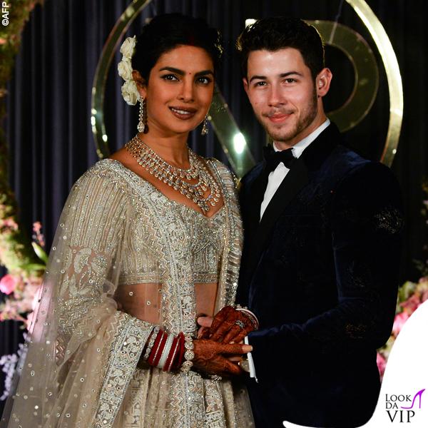 Priyanka Chopra abito Falguni Shane 2