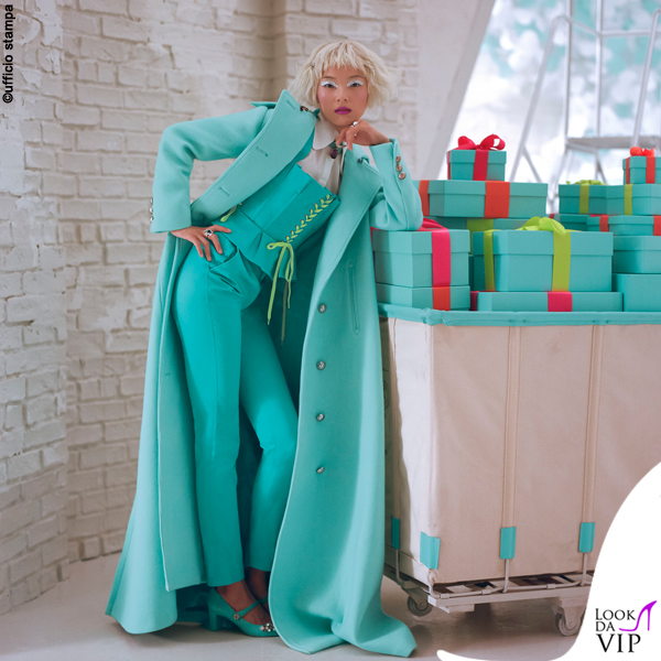 Xiao Wen Ju pubblicità Tiffany and Co 2