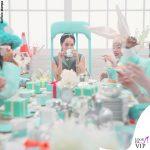 Zoe Kravitz pubblicità Tiffany and Co 4