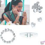 Zoe Kravitz pubblicità Tiffany and Co 5