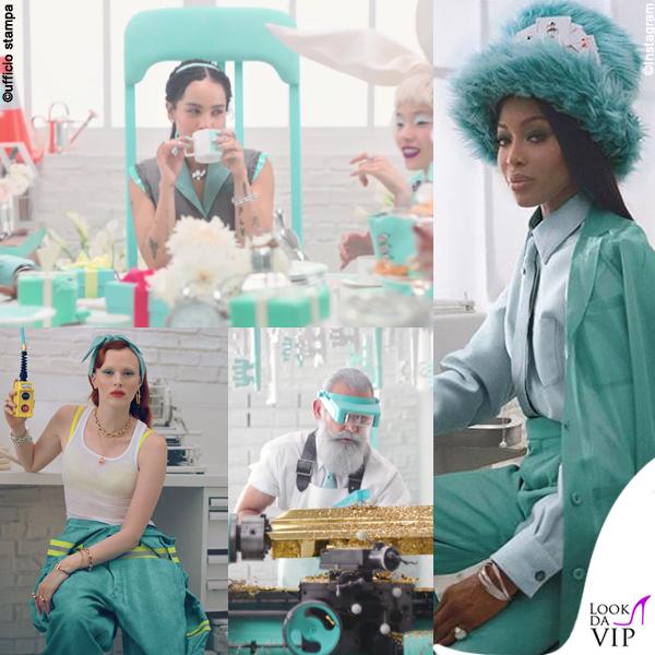 campagna Tiffany and Co