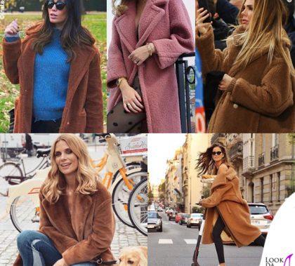 trend cappotto di pelo