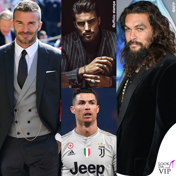 100 uomini più belli