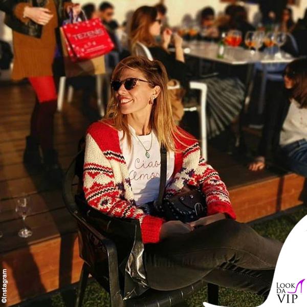 Alessandra Grillo tshirt Giada Benincasa