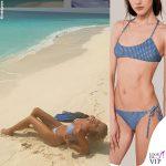 Alessia Marcuzzi bikini Ele Collection