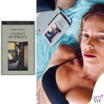 Alessia Marcuzzi libro I clienti di avernos di Georges Simenon