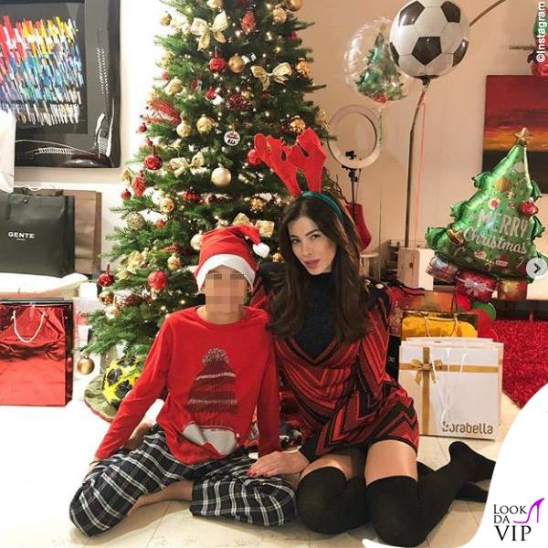 Aron Ferrari e Ayda Yespica