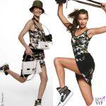 Bella Hadid sneakers Michael Kors