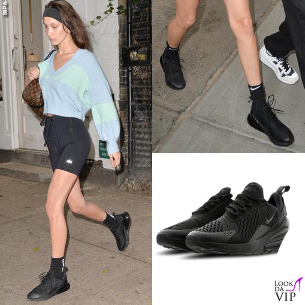 Bella Hadid sneakers Nike Air Max 270