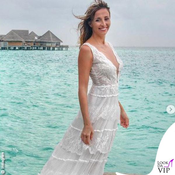 Benedetta Parodi abito da sposa Atelier Emé gioielli Rue des Mille 1