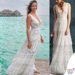Benedetta Parodi abito da sposa Atelier Emé gioielli Rue des Mille 3