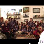 Benedetta e Cristina Parodi pigiami Del Selletto