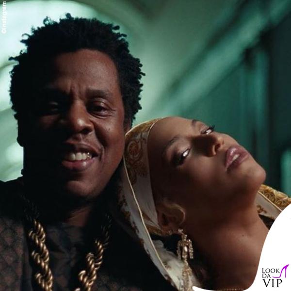Beyonce e Jay Z gioielli dentali
