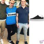 Cara Delevingne sneakers Hide&Jack