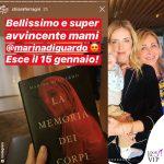 Chiara Ferragni libro La memoria dei corpi di Marina Di Guardo