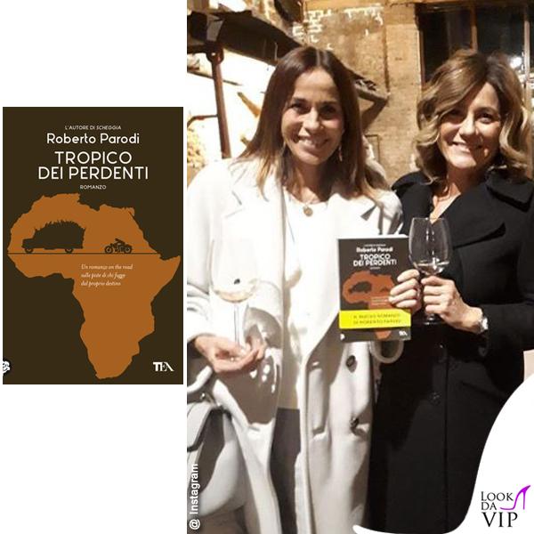 Cristina Parodi libro Tropico dei Perdenti di Roberto Parodi