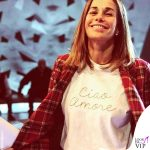 Cristina Parodi tshirt Giada Benincasa