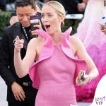 Emily Blunt abito Michael Kors Sag Awards 2
