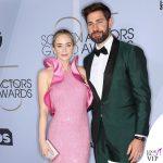 Emily Blunt abito Michael Kors Sag Awards 7