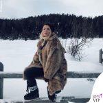 Emma Marrone stivali Moon Boot 2