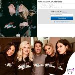 Le felpe dei Ferragnez su Ebay a 12mila euro