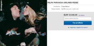 Fedez e Chiara Ferragni Paranoia Airlines 6