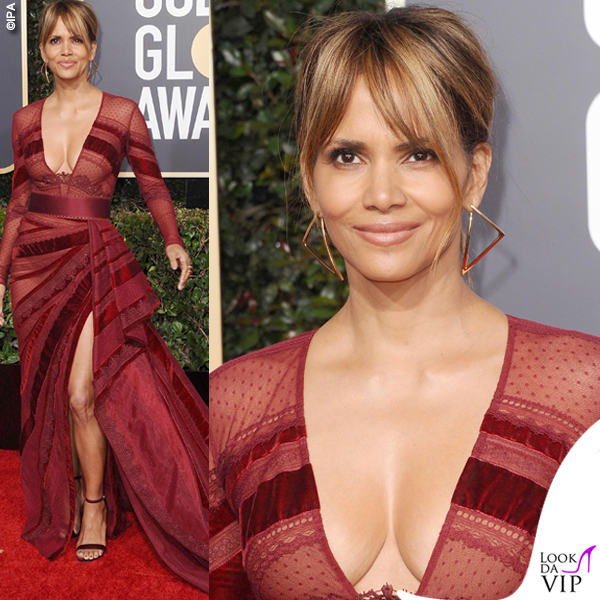 GG19 Halle Berry abito Zuhair Murad Couture